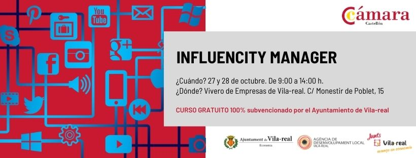 Influencity manager